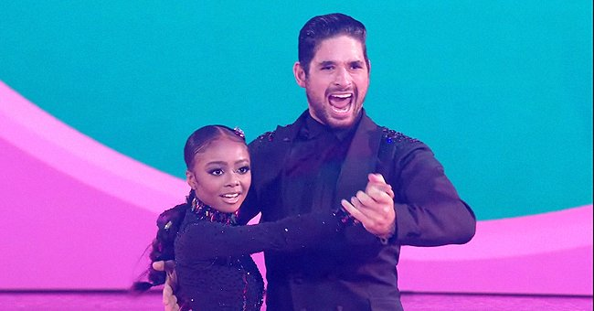 Skai Jackson Showered with Compliments from DWTS Fans for Her Tango during the Show's Premiere