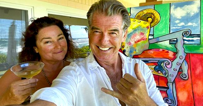 Pierce Brosnan Shares a Sweet Tribute to His Beloved Wife, Keely in Honor of Her Birthday