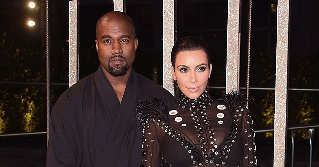 Kim Kardashian Posts Sweet Story behind Kanye West's 'Lost in the World' on Album's Anniversary