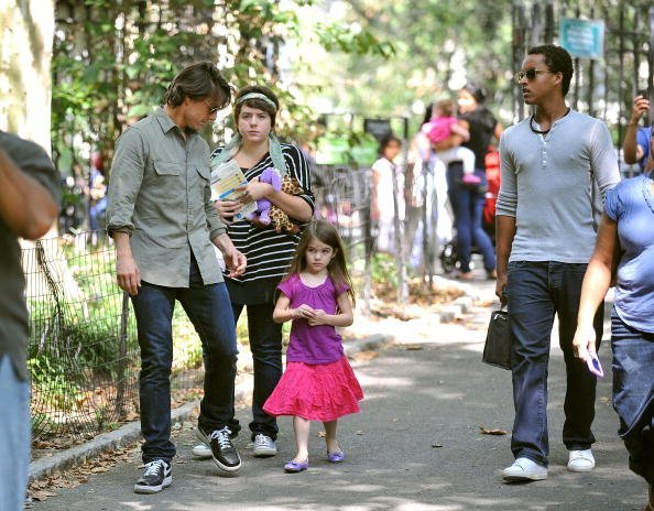 Tom Cruise and Children | Photo: Getty Images