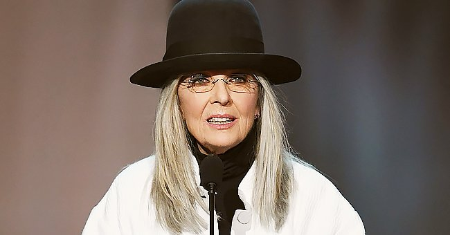 Diane Keaton Praises Fan after Reacting Infamous Music Scene from 'The First Wives Club'