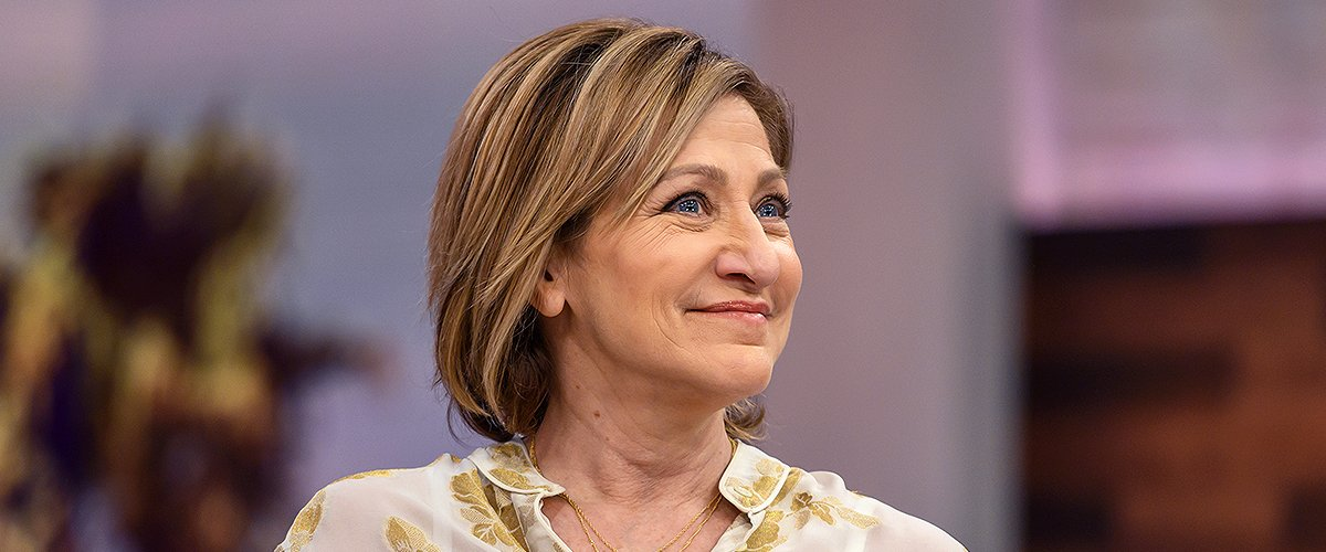 "Edie Falco on the ""Today Show"" on Thursday, February 20, 2020 