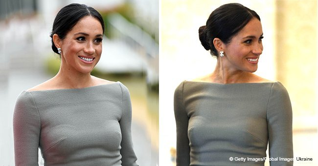 Meghan Markle slammed for her choice of undies during Ireland visit
