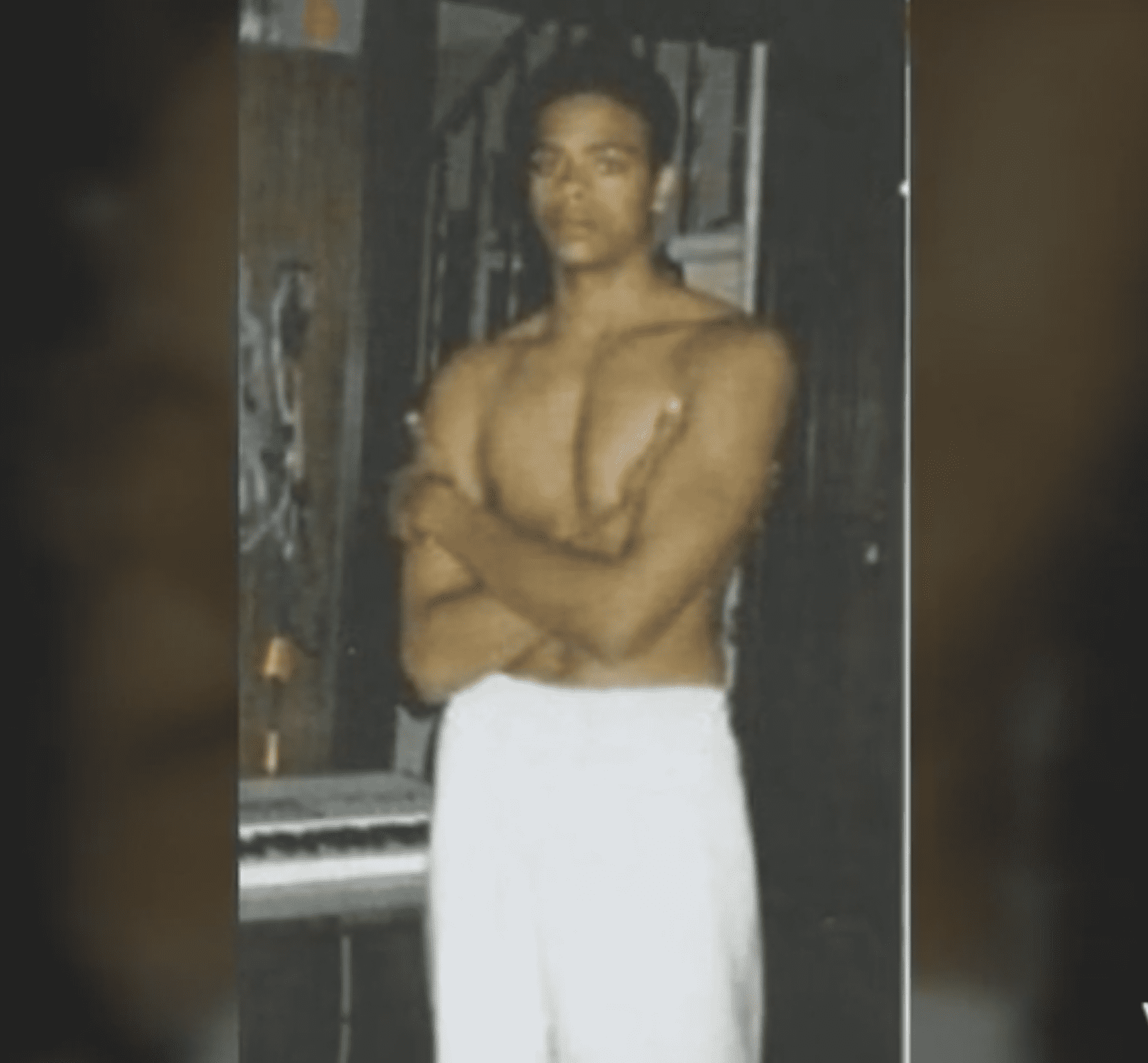 A photo of Lloyd Avery from Life story of Lloyd Avery II. | Photo: YouTube/Everything Entertainment