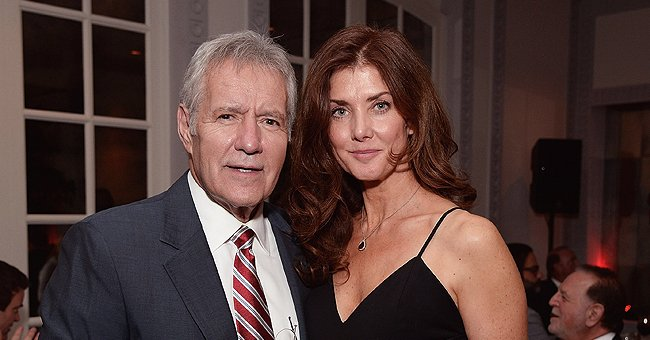 Alex Trebek's Wife, Jean, Noticed Cancer Symptom in Her Husband Right before His Diagnosis