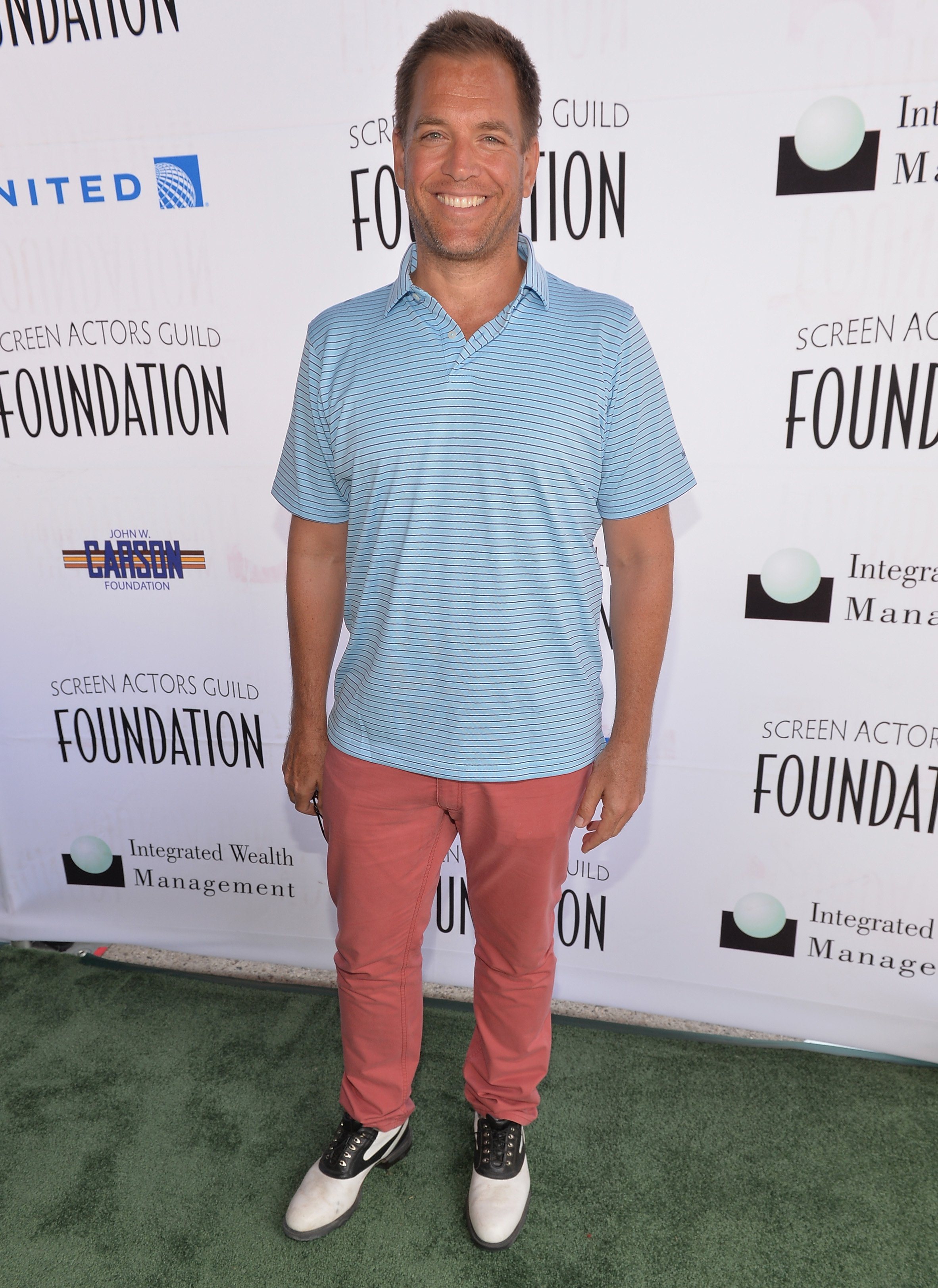 Michael Weatherly at an event by the Screen Actors Guild Foundation | Photo: Getty Images