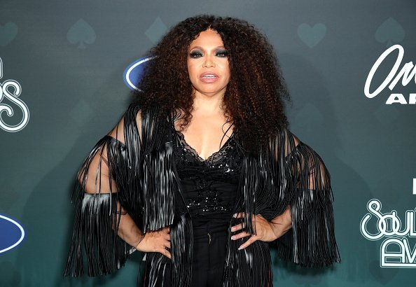 Tisha Campbell-Martin at the 2019 Soul Train Awards presented by BET in Las Vegas, Nevada.| Photo: Getty Images.