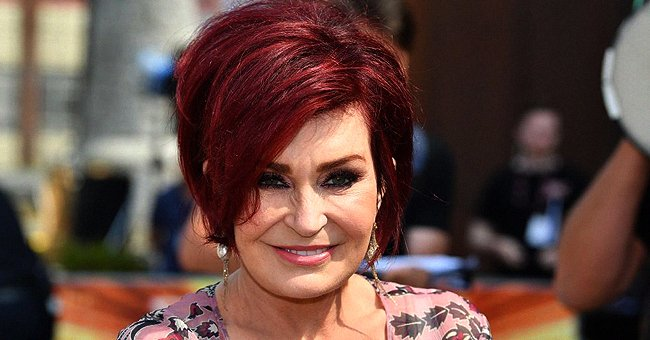 Sharon Osbourne from 'The Talk' Turns Heads after Ditching Her Red Locks for New Platinum Blonde Look