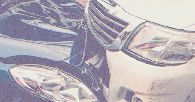 That car crash changed my whole life   Photo: Shutterstock