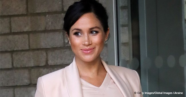 Meghan Markle Donates Baby Shower Flowers to Cancer Patients, and the Smiles Are Priceless