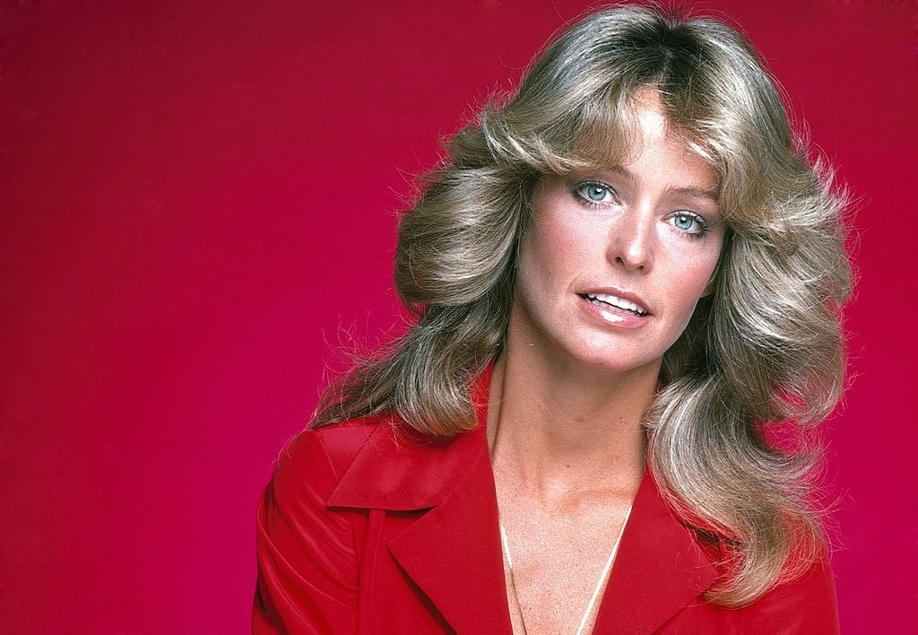 ÉTATS-UNIS - 15 JUIN : Farrah Fawcett le 15/06/76 | Photo : Getty Images