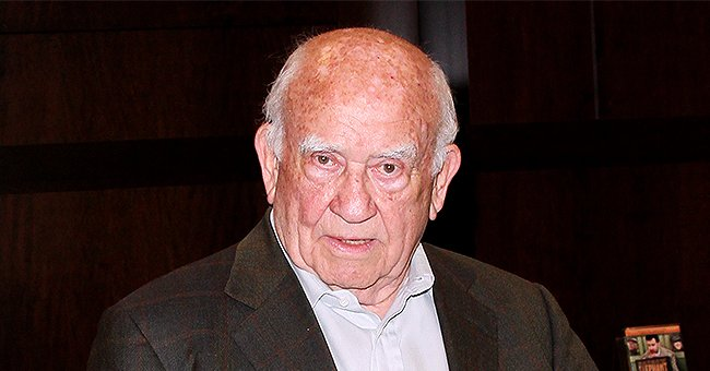 Ed Asner from 'Lou Grant' Is a Doting Father of 4 Kids - Meet Them All