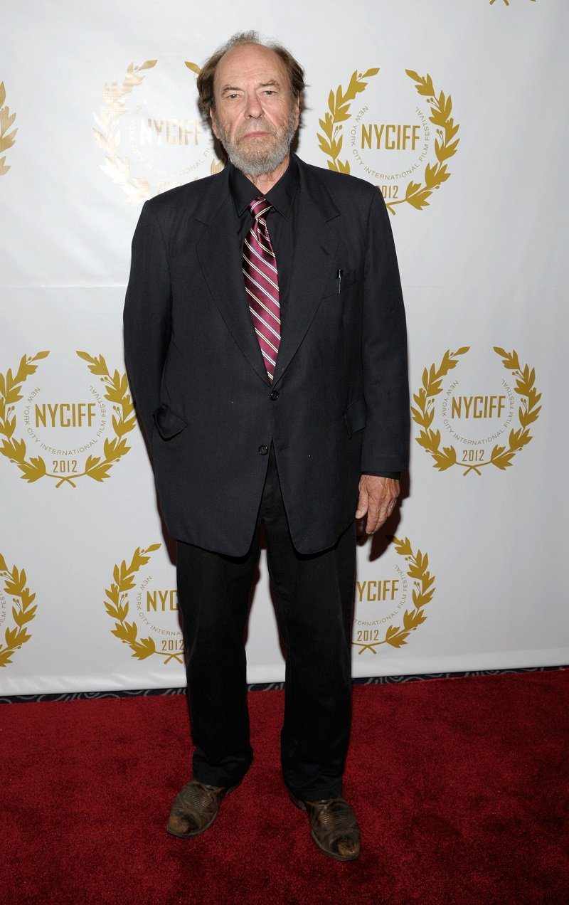 Rip Torn on August 9, 2012 in New York City   Photo: Getty Images