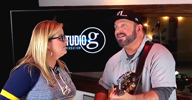 Garth Brooks & Trisha Yearwood Perform Spectacular Cover of 'Shallow' during Facebook Concert