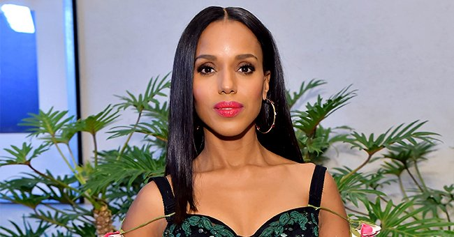 Kerry Washington Comes Under Fire for Tweet about DMX & Prince Philip's Death — See Comments