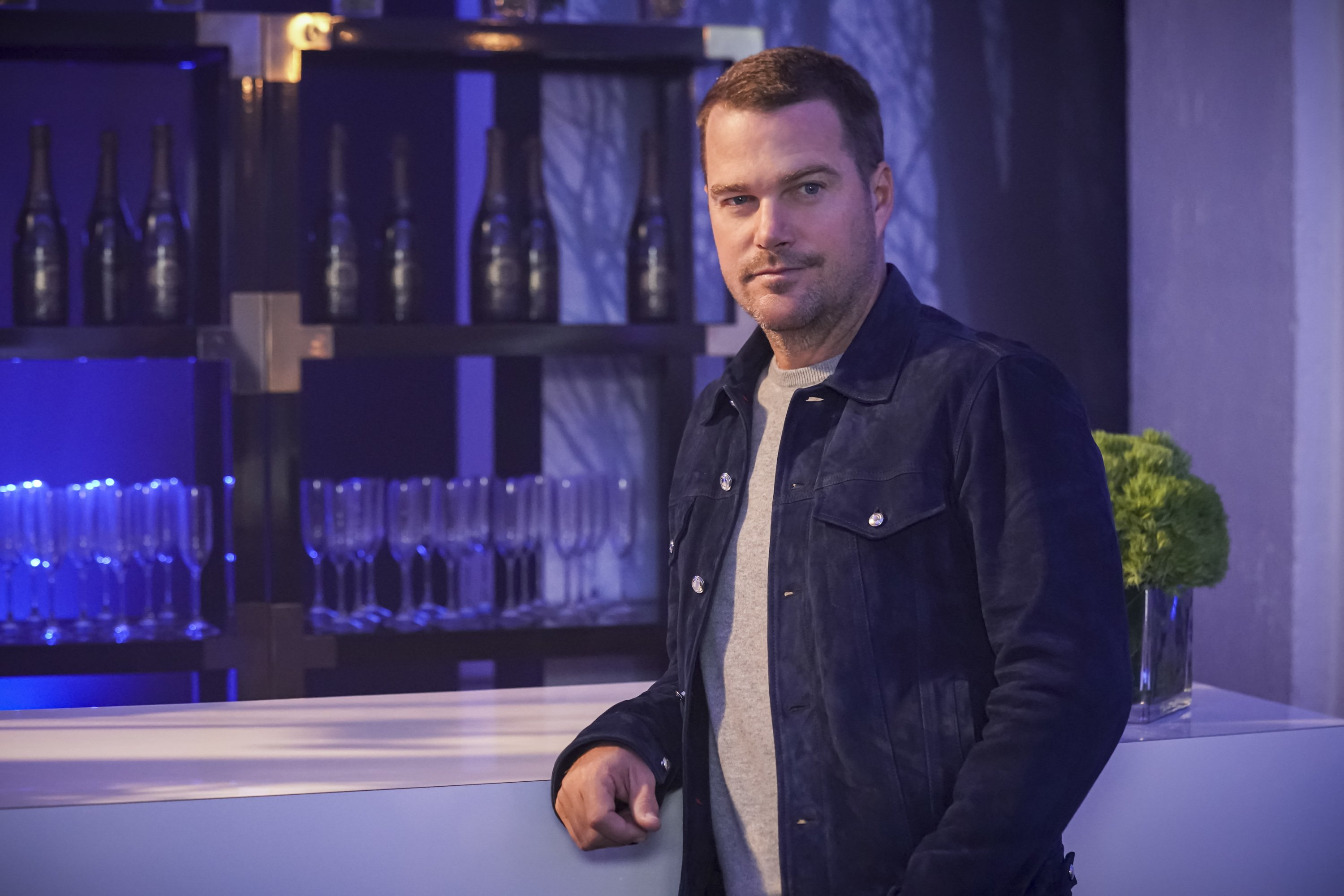 Chris O'Donnell (Special Agent G. Callen) on NCIS: LOS ANGELES | Photo: Getty Images