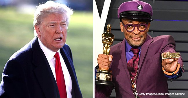 Donald Trump Slams Spike Lee for 'Racist Hit' against Him during Oscars Acceptance Speech