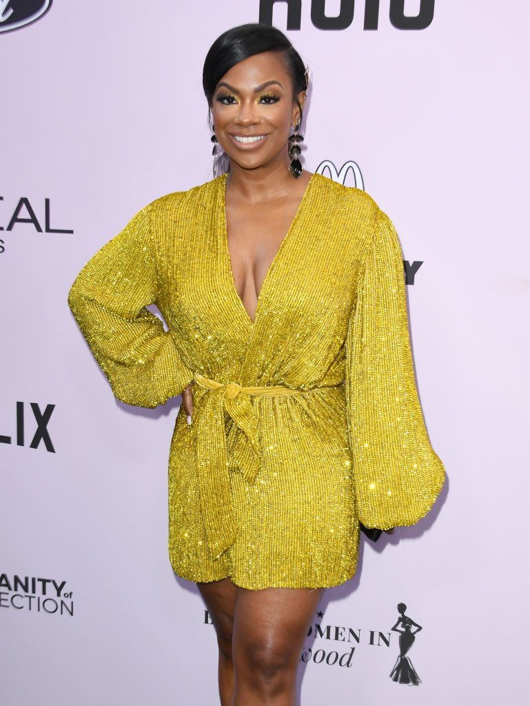 Kandi Burruss attends the 13th Annual Essence Black Women In Hollywood Awards Luncheon | Photo: Getty Images