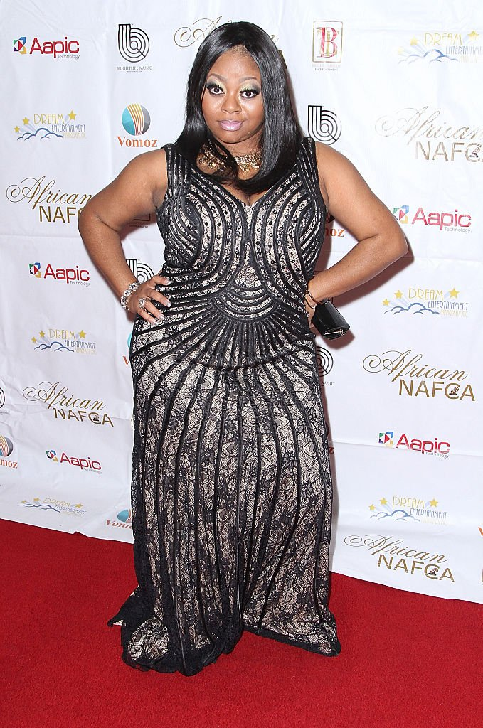 Countess Vaughn arrives at the 5th Annual Nollywood African Film Critics Awards at Orpheum Theatre on September 12, 2015 | Photo: Getty Images