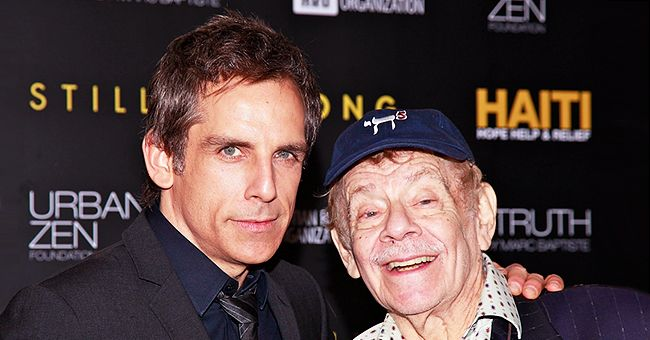 Jerry Stiller's Son Ben Recalls Strangers on the Street Greeting His Famous Parents Every Day