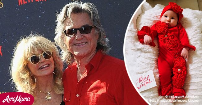 Goldie Hawn & Kurt Russell have six grandchildren and they are just bundles of cuteness