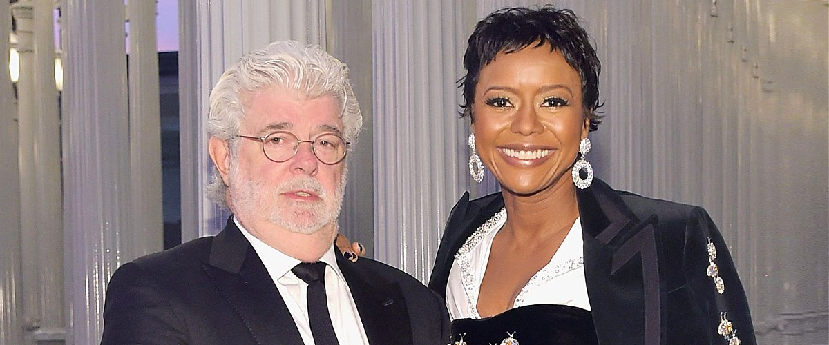 Mellody Hobson Is George Lucas' Wife and Proud Mother of Their Daughter Everest — Get to Know Her