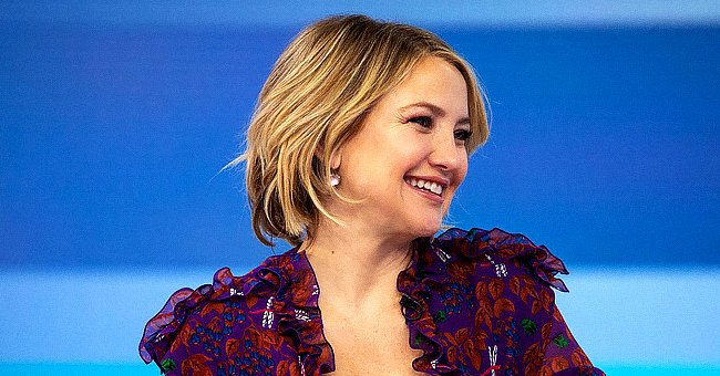 Kate Hudson's Daughter Rani Can Meditate like a Pro at 2 — See the Cute Video
