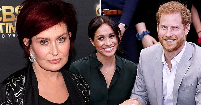 Sharon Osbourne Is Disappointed about Prince Harry and Meghan Markle's Move to LA Amid Pandemic