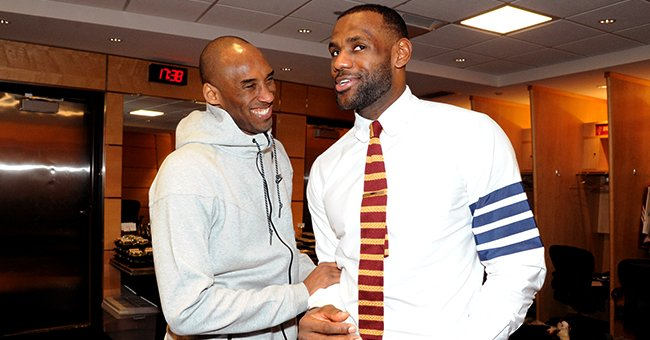 LeBron James Spotted in Emotional State at LAX after Learning about Kobe Bryant's Tragic Death