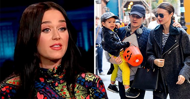 Katy Perry Admits She Initially Didn't Want Orlando Bloom Sharing Stories about Raising His Son