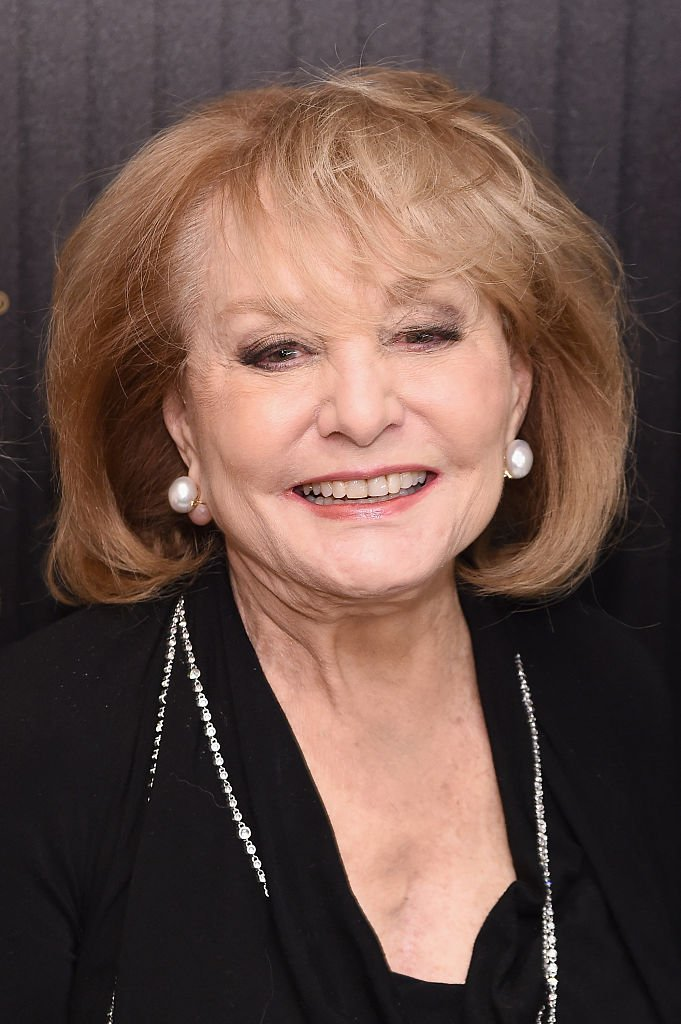 Barbara Walters attends the Hollywood Reporter's 2016 35 Most Powerful People in Media at Four Seasons Restaurant | Photo: Getty Images