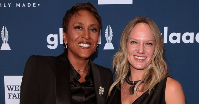 Glimpse inside the Relationship between 'GMA' Host Robin Roberts and Her Longtime Girlfriend Amber Laign