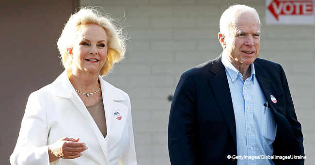 John McCain's Widow Reveals New Details about the 'Devastating' Death of Their Family Dog Burma