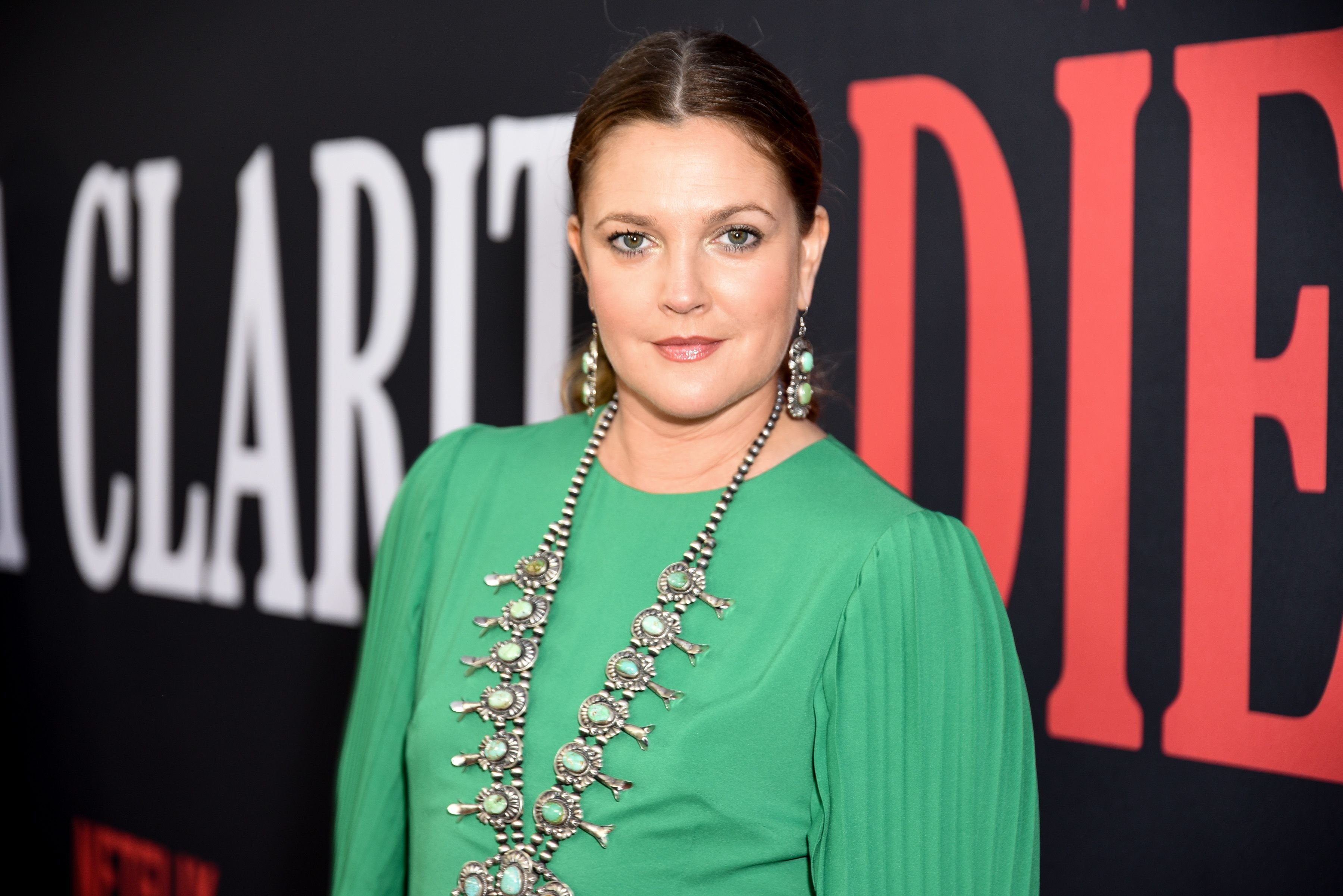 "Drew Barrymore at Netflix's ""Santa Clarita Diet"" Season 3 Premiere at Hollywood Post 43 on March 28, 2019 