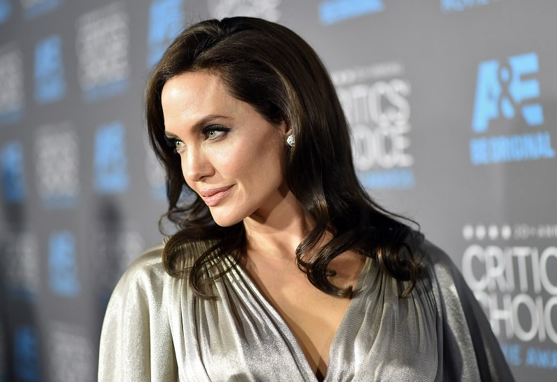 Angelina Jolie on January 15, 2015 in Los Angeles, California | Photo: Getty Images