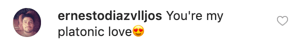 A fan's comment on Nicole Kidman's Instagram post | Source: Instagram/nicolekidman