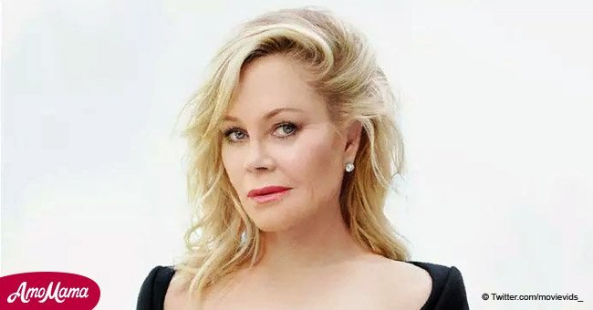 """Melanie Griffith reveals how """"spooky"""" it was to take off cancer from her nose"""
