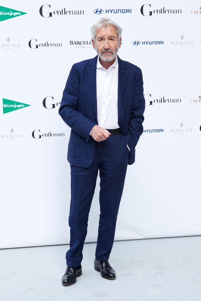 José Sacristán en los Gentleman Awards el 13 de junio de 2019 en Madrid, España. | Foto: Getty Images