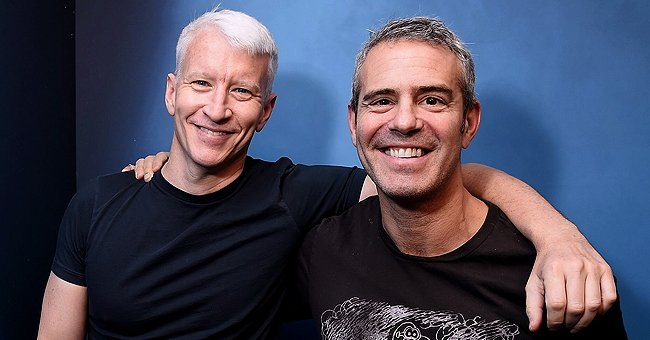 Andy Cohen Believes His and Anderson Cooper's Sons Will Be Best Friends