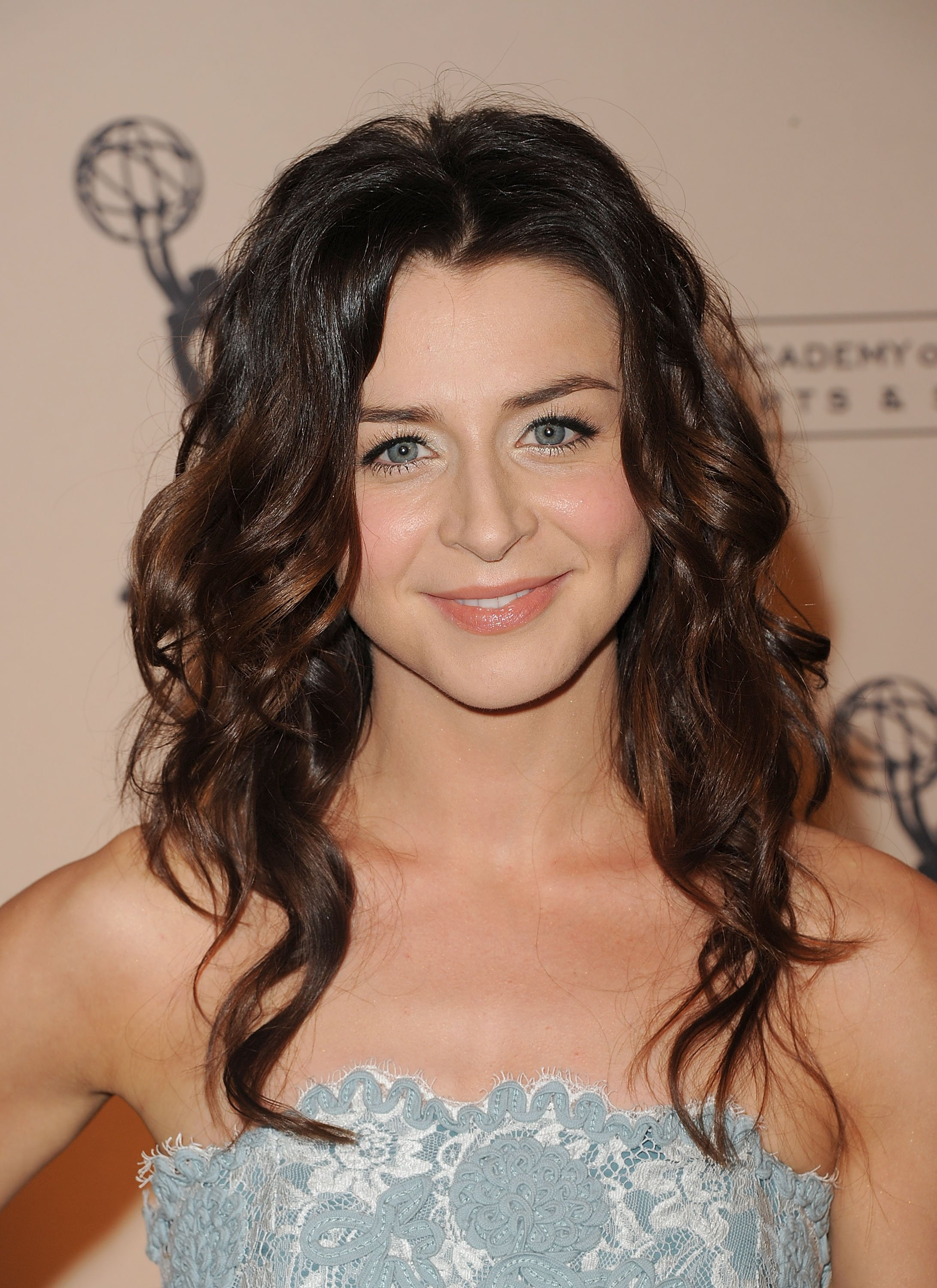 Caterina Scorsone arrives at the 4th Annual Television Academy Honors held at Beverly Hills Hotel on May 5, 2011, in Beverly Hills, California. | Source: Getty Images.
