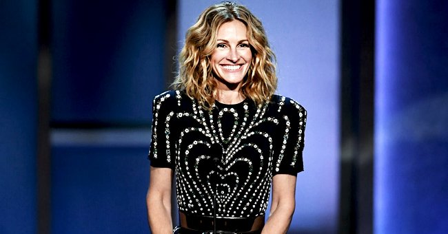 Julia Roberts Can't Choose Whom She'd Rather Be Stranded on Island with between Brad Pitt, Tom Hanks & George Clooney