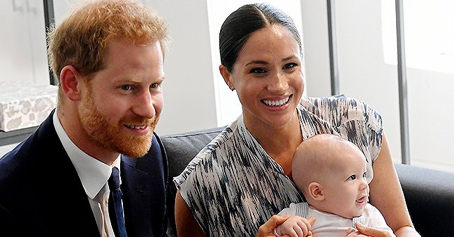 November Is a Special Month for Prince Harry, Meghan Markle & 18-Month-Old Archie — Here's Why