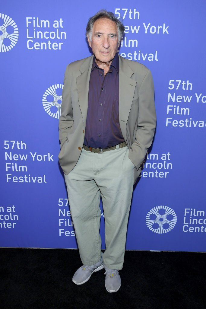 Judd Hirsch on October 03, 2019 in New York City | Source: Getty Images