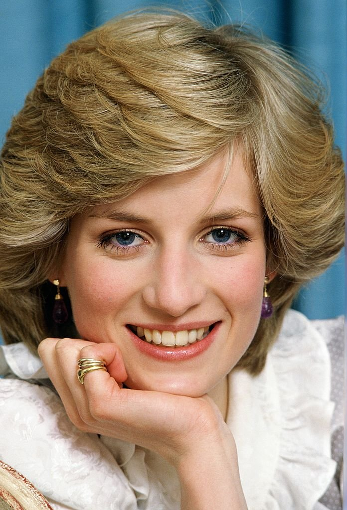 Diana, Princess of Wales at her home in Kensington Palace on February 1, 1983 in London, England | Getty Images