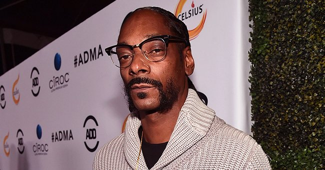 Snoop Dogg Posts Black & White Pic with Wife Shante after Celina Powell Cheating Allegations