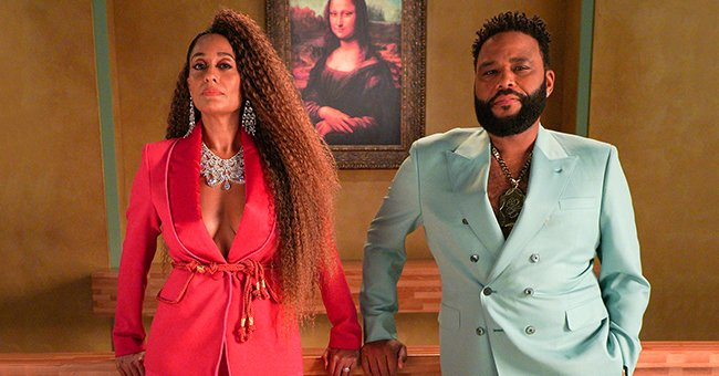 Tracee Ellis Ross & Anthony Anderson Transform into Beyoncé & Jay-Z in Iconic Pics for Upcoming 'Black-ish' Episode
