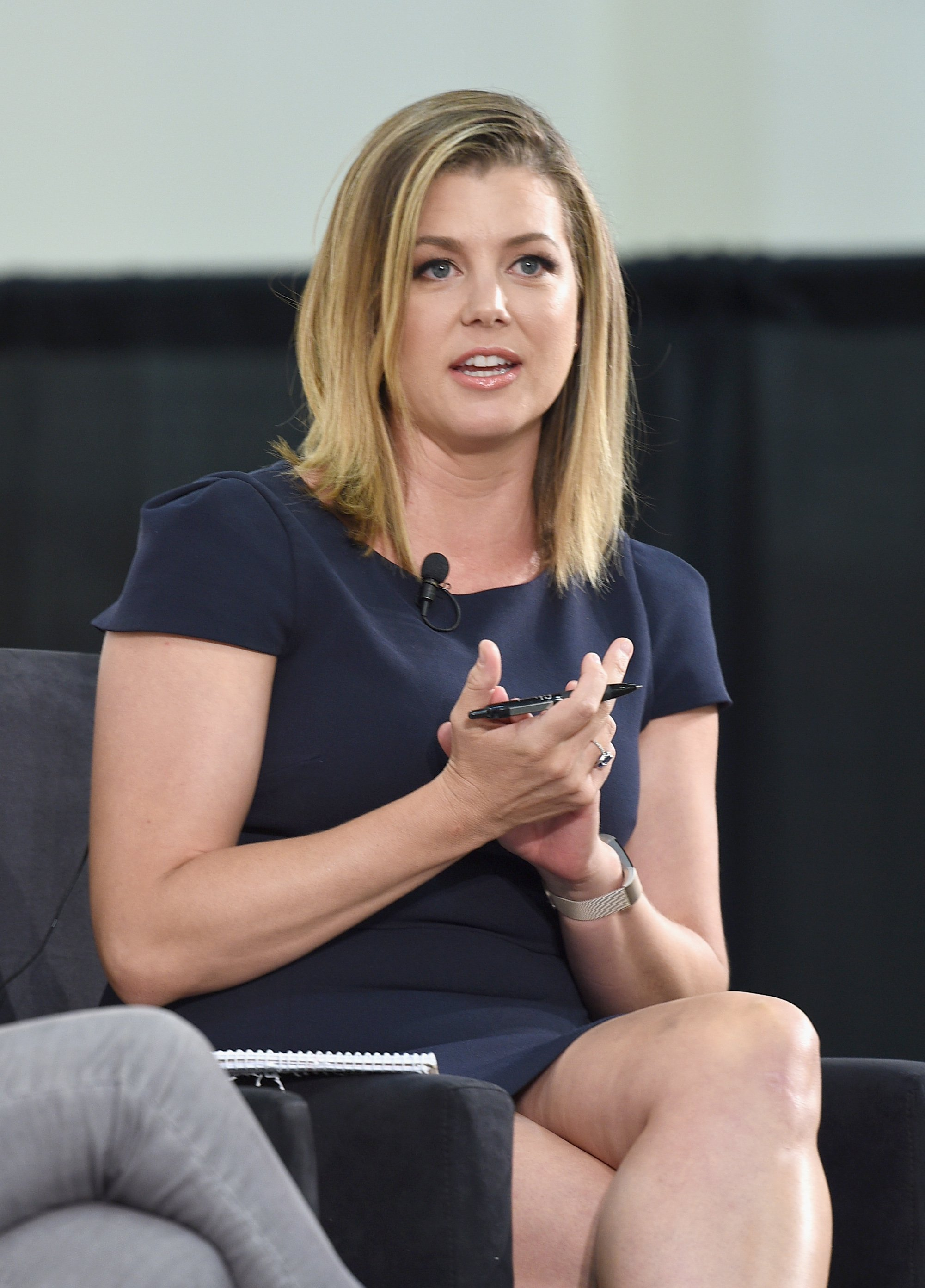 """Brianna Keilar at the """"Opioid Epidemic""""panel during Politicon at Pasadena Convention Center on July 29, 2017, in Pasadena, California 