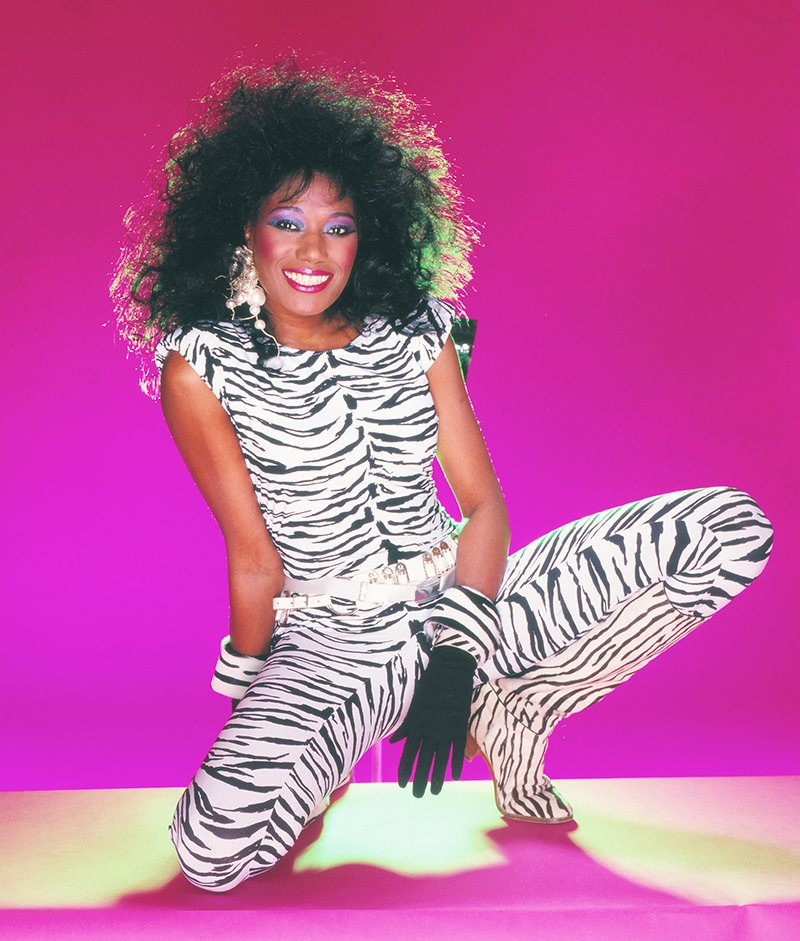 Singer Bonnie Pointer poses for a portrait in 1079 in Los Angeles, California in 1979. I Image: Getty Images.
