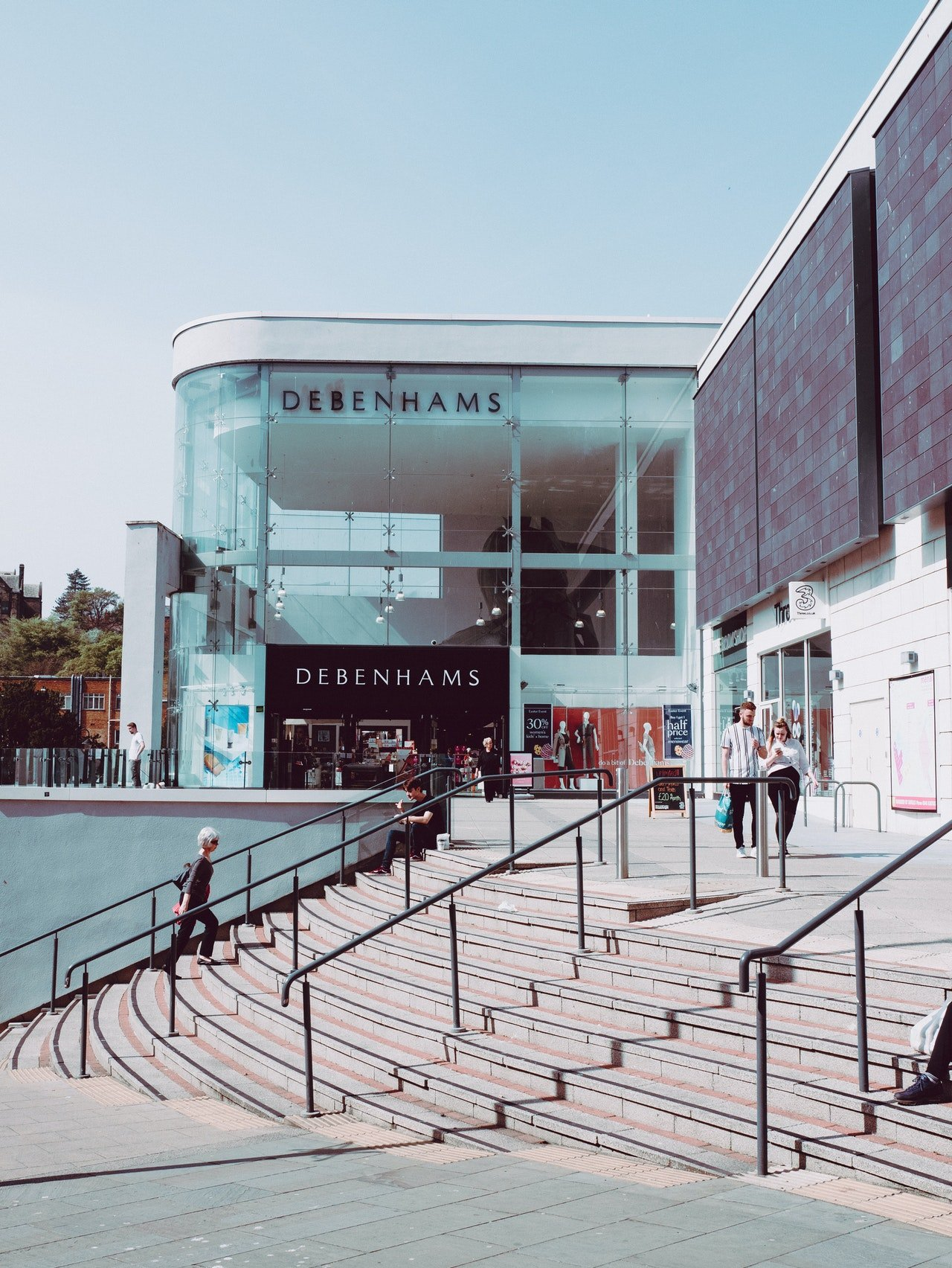 Photo of a shopping mall | Photo: Pexels