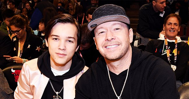 Meet Donnie Wahlberg's Children from Both His Old and New Relationships